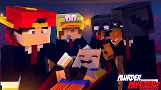 Download Lagu Minecraft MURDER MYSTERY!! - THE NEIGHBOR IS FINALLY DEAD, BUT WHO KILLED HIM?? Mp3