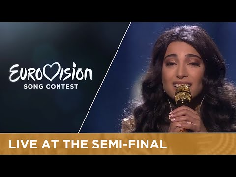 Samra - Miracle (Azerbaijan) Live at Semi - Final 1 of the 2016 Eurovision Song Contest (видео)