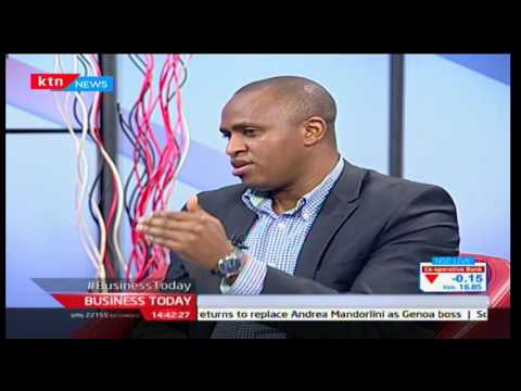 OLX Country manager-Peter Ndiang'ui on the challenges posed by cyber crime