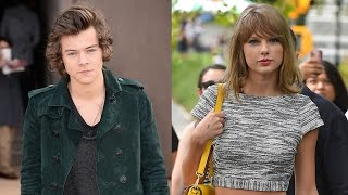 Harry Styles Wrote Love Song About Taylor Swift For Alex&Sierra!