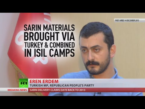 False Flag Sarin attack in Syria Exposed