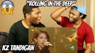 "Video KZ Tandingan   Rolling in the Deep   ""Singer 2018"" Episode 5 (REACTION) MP3, 3GP, MP4, WEBM, AVI, FLV April 2019"