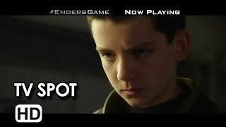 Ender's Game TV SPOT - Grip (2013) - Harrison Ford Movie HD