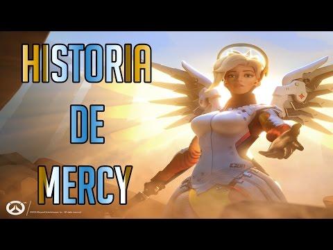 [OVERWATCH] LA HISTORIA DE MERCY | HISTORIA COMPLETA, CURIOSIDADES Y SECRETOS EN ESPAÑOL