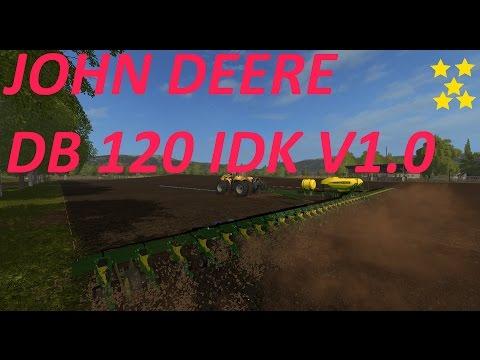 John Deere DB 120 IDK v1.0