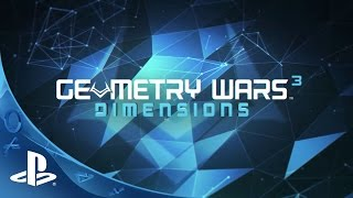 Видео к игре Geometry Wars 3 Dimensions