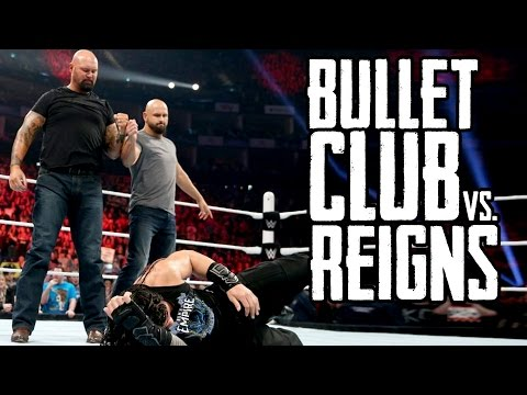 REIGNS V. BULLET CLUB :: WWE Raw Results 4/18/16:: Going In Raw Pro Wrestling Podcast Ep. 63