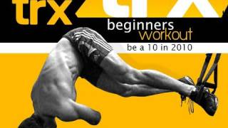 TRX-Beginners Workout