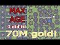 MooMooio - MAX AGE | Old MooMoo Nugget | Experimental server Challenge