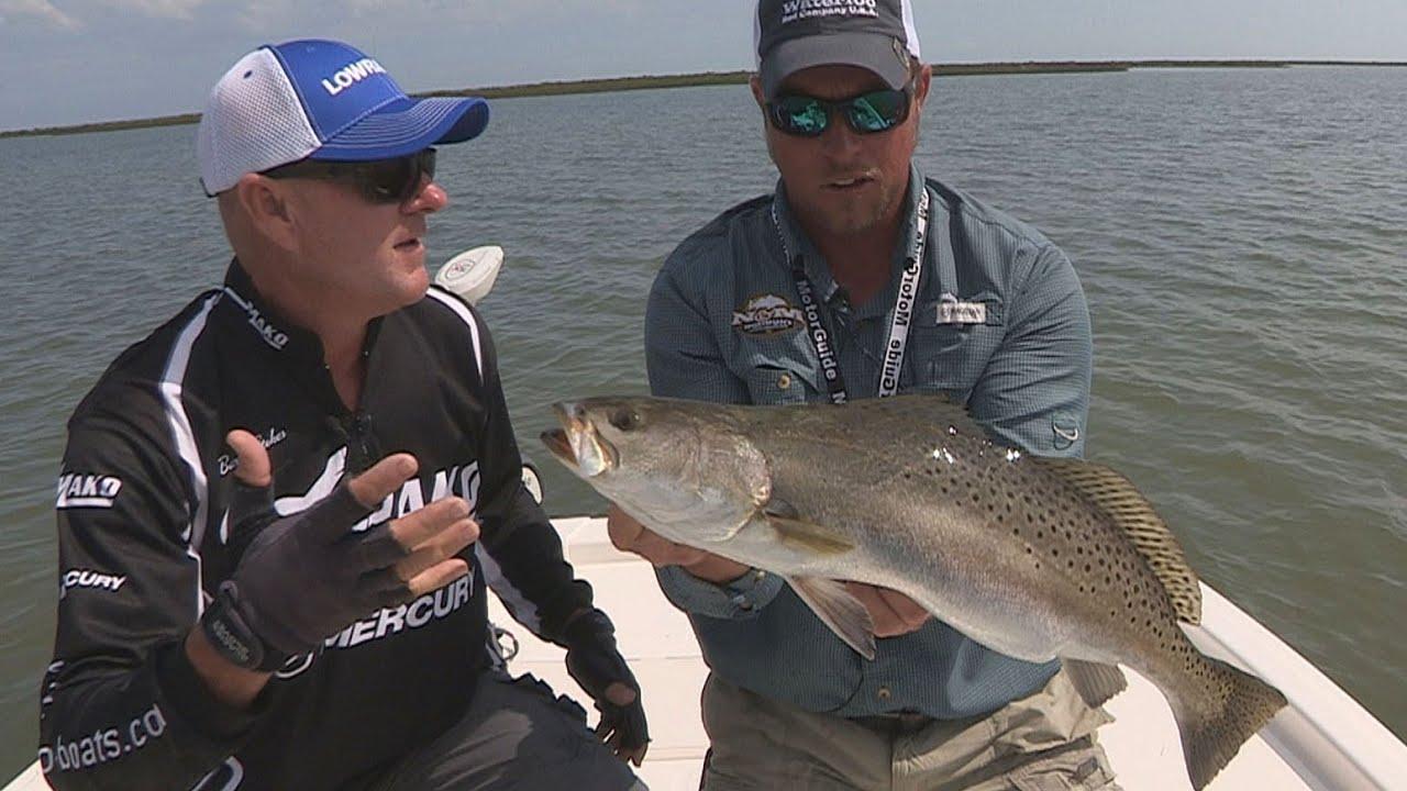 Videos main page fox sports outdoors for Lake buchanan fishing