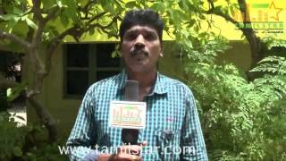 Norman at Valiyudan Oru Kadhal Movie Team Interview