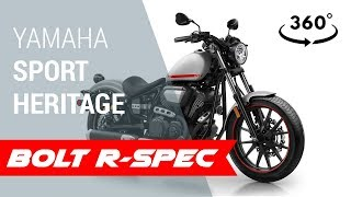 10. 360° Presentation | Yamaha Bolt R-Spec 2020 Sports Heritage Motorcycle
