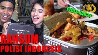 Video SUMPAH!!! Ransum POLISI INDONESIA (MRE) ternyata enak banget ft SHELY CHE MP3, 3GP, MP4, WEBM, AVI, FLV Maret 2018