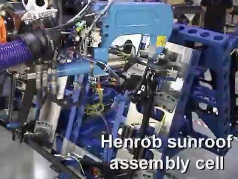Henrob SPR in the Automotive Industry