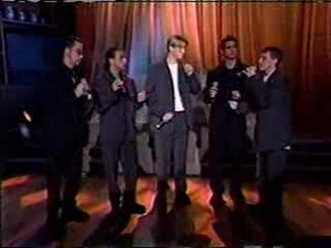 Backstreet Boys - Who Do You Love