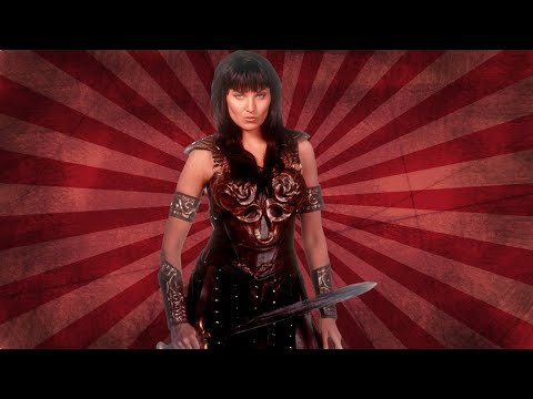 XENA: WARRIOR PRINCESS 🌟 THEN AND NOW 2020