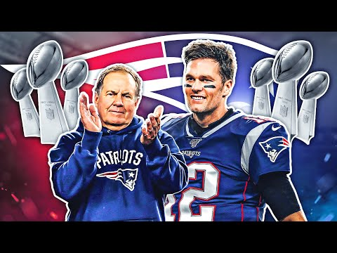 10 Greatest Dynasties In NFL History
