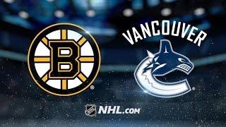 Ванкувер - Бостон3-6