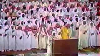 سورة القلم - الشيخ علي جابر (رحمه الله) - تراويح 1407