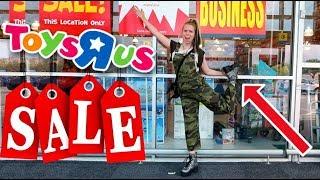 Video BYE BYE Toys R' Us! Clearance Shopping-  Follow Me Around MP3, 3GP, MP4, WEBM, AVI, FLV Juni 2018