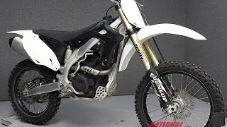 4. 2012  KAWASAKI  KX450F - National Powersports Distributors