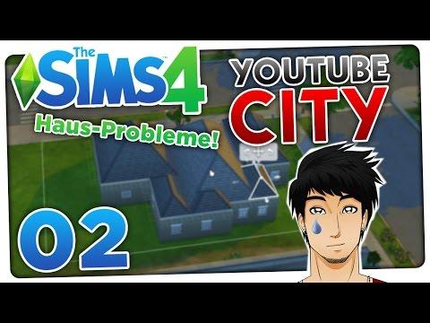 YT - Willkommen zur 2. Folge meines Sims 4 YouTube-City Let's Play! Wenns euch gefällt, wäre ein Däumchen nach oben extrem geil :) ➡ ungefilmt: http://www.youtube.com/ungefilmt ➡ Instagram:...