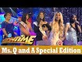 It's Showtime Ms. Q and A Special Edition (October 20, 2018)