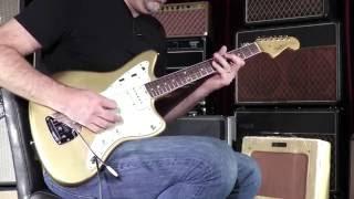 "Download Lagu Fender American Vintage ""Thin Skin"" 1965 Jazzmaster Overview  •  Wildwood Guitars Mp3"