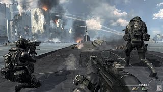 Assaulting the Submarine - Hunter Killer - Call of Duty: Modern Warfare 3
