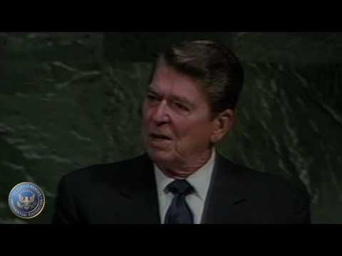 The Reagan Legacy: The End of the Cold War