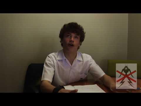 District 9 (Behind the scenes) joke video!