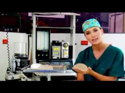 Video > Cirugía de aumento de senos (mamoplastia)
