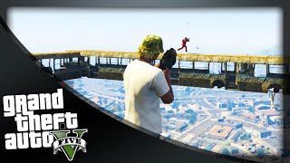 GTA 5 Funny Moments - 'TOBI TOLD ME TO!' (GTA 5 Online Funny Moments)