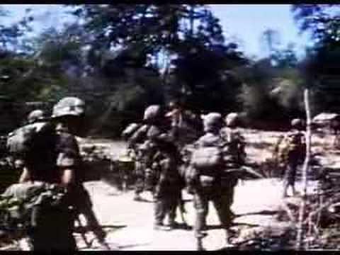 Vietnam war - soldiering on