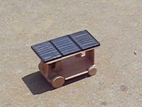 coche solar