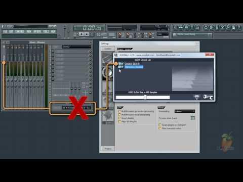 FL Studio Guru | ASIO4ALL Setup in FL Studio