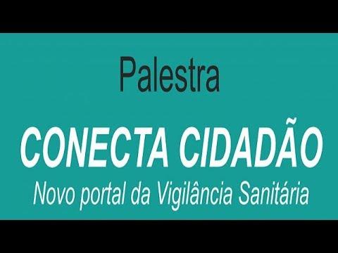 Palestra: Novo Portal da Vigilância Sanitária