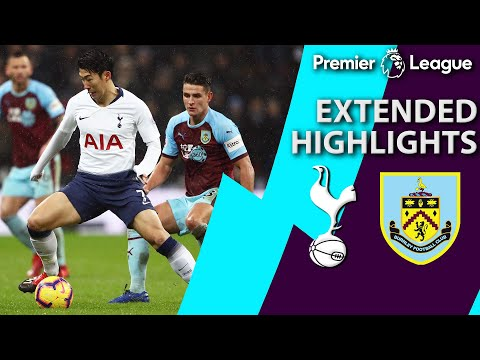 Video: Tottenham v. Burnley | PREMIER LEAGUE EXTENDED HIGHLIGHTS | 12/15/18 | NBC Sports
