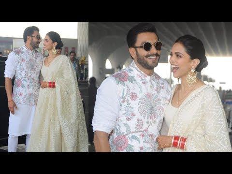 Video Media Calls Deepika Padukone BHABHI   Ranveer Singh Laughs   Deepika Can't Stop Blushing download in MP3, 3GP, MP4, WEBM, AVI, FLV January 2017