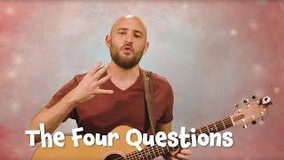 Practice the Four Questions for Passover