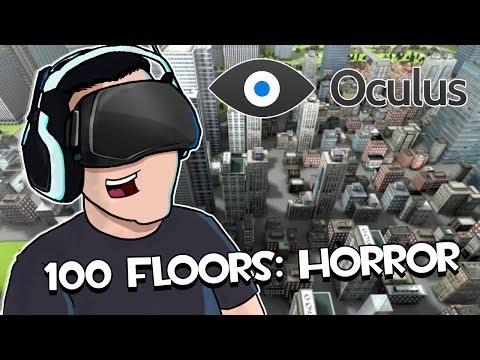 Oculus Rift: Terror y Vertigo I 100 Floors: Horror I
