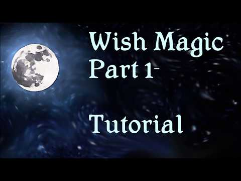 Wish Magic Level 1 - Tutorial | Erotic HFO Classroom Dragon Girl Magic-Themed Fantasy