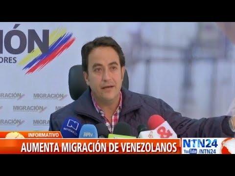 Migración Colombia: Maduro busca que su población salga de Venezuela