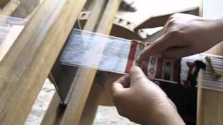 Miniature Carpet Weaving