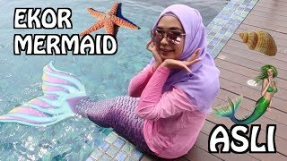 UNBOXING EKOR MERMAID - Ria Ricis Kisah Mermaid Online