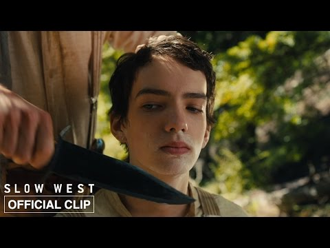 Slow West (Clip 'There's More to Life Than Surviving')