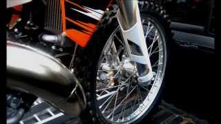 3. KTM 150 XC 2011 Off Road Weapon
