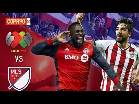 Video: Is MLS Gaining On Liga MX?