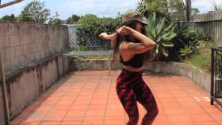 2015 Australian Dancehall Queen Competition Entry No: 7 - Sarine