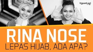 Rina Nose Lepas Hijab Jadi Perbincangan Netizen